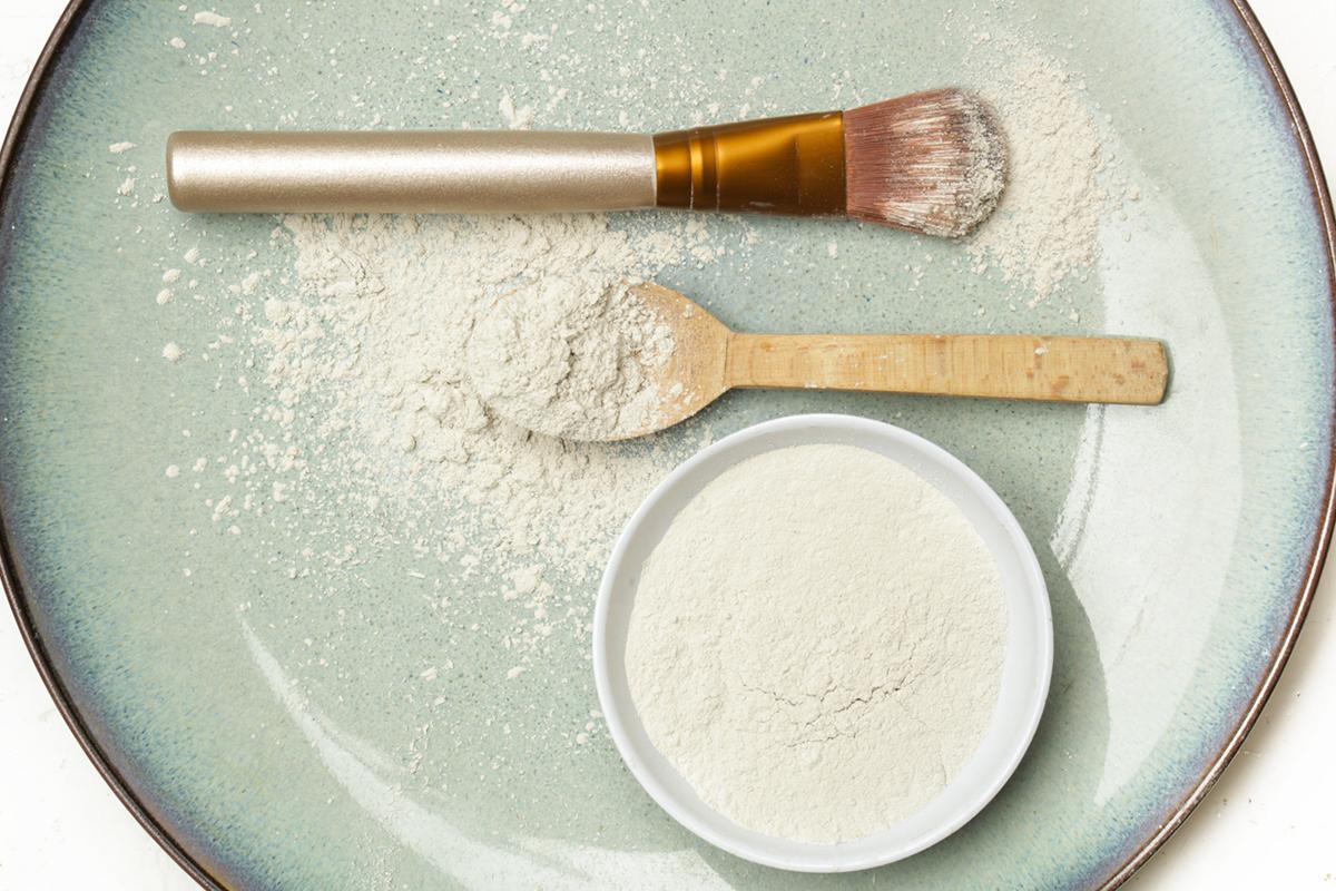С глиной для жирной кожи | EVA Blog