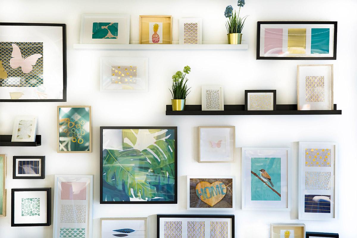 Оживите стены | EVA Blog