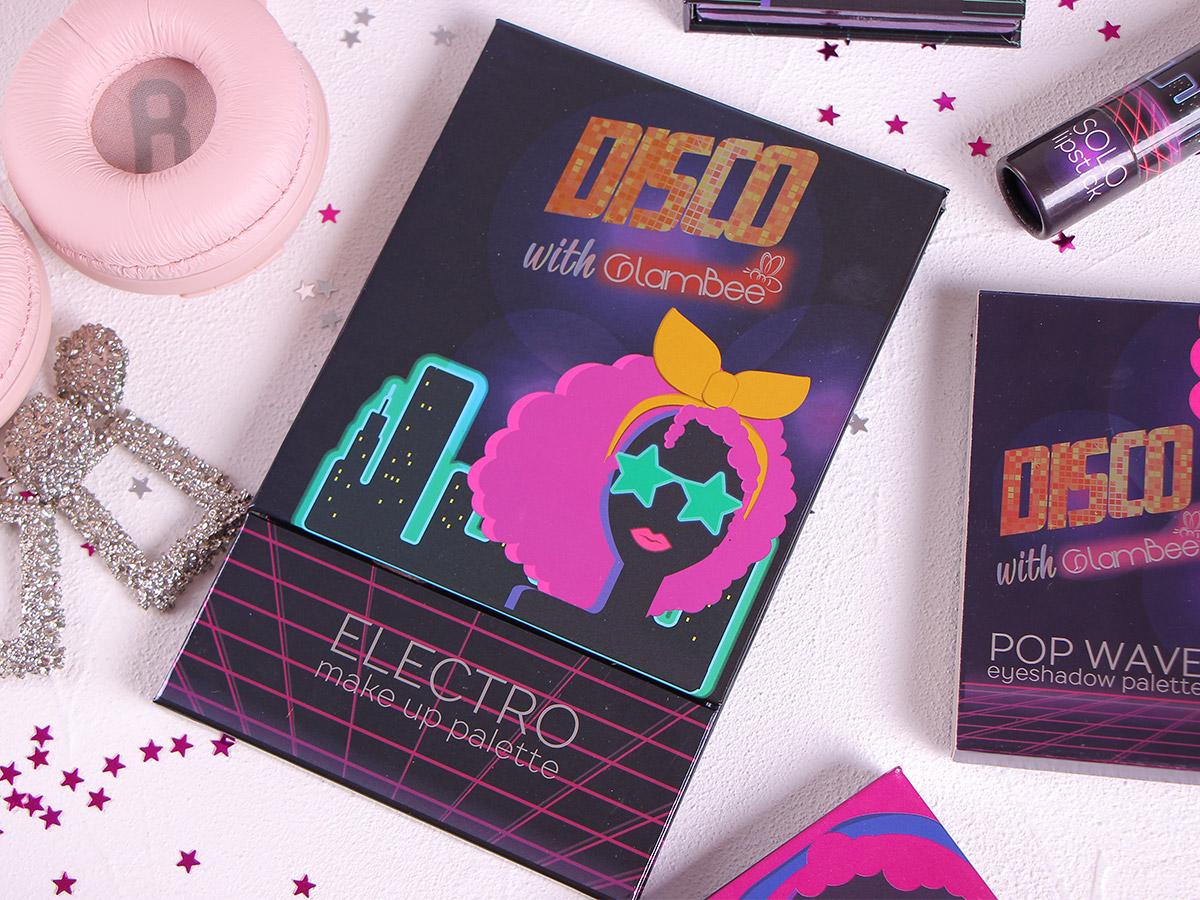GlamBee: огляд нової колекції Disco