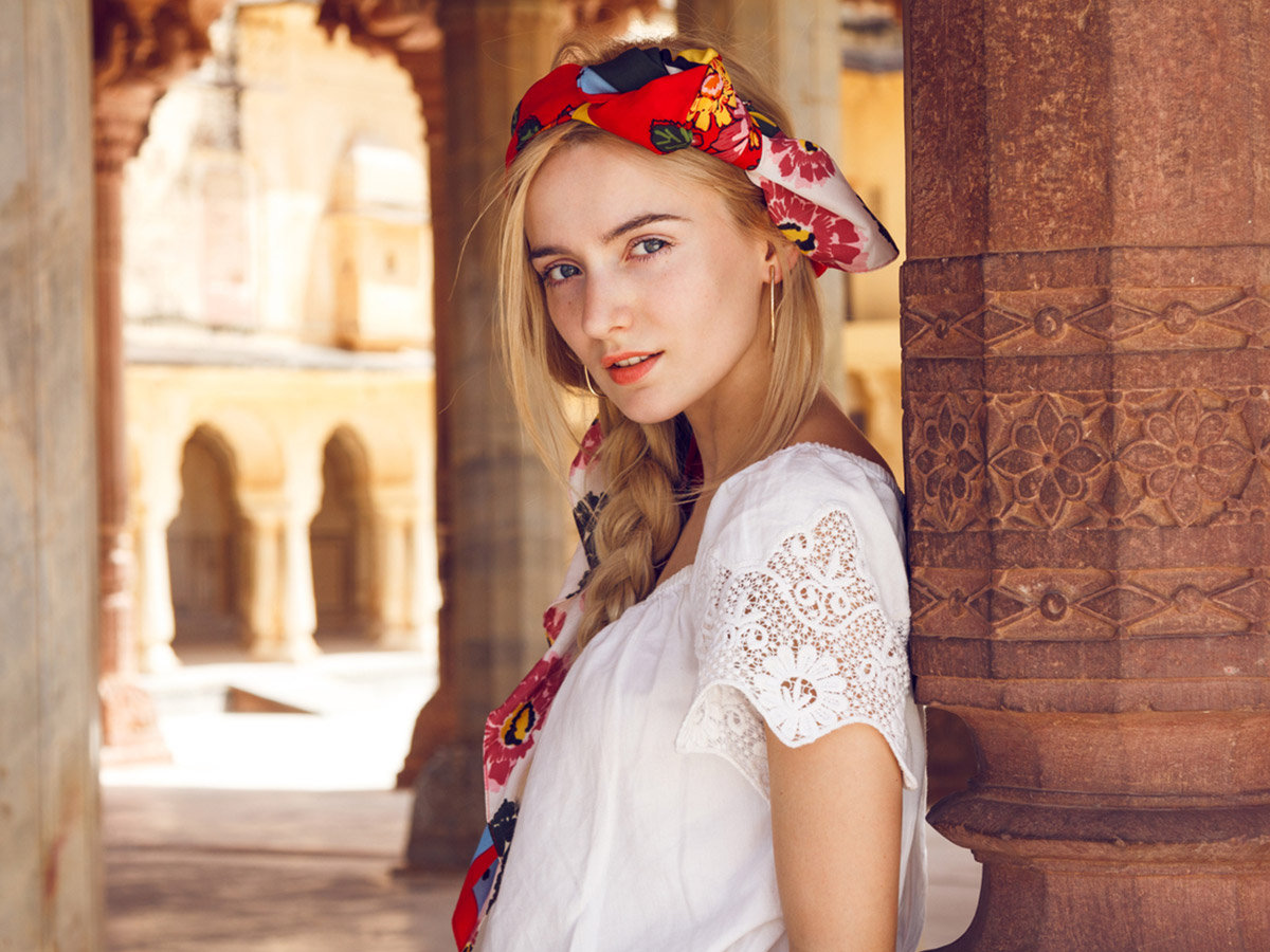 Как сделать легкий летний макияж| EVA Blog
