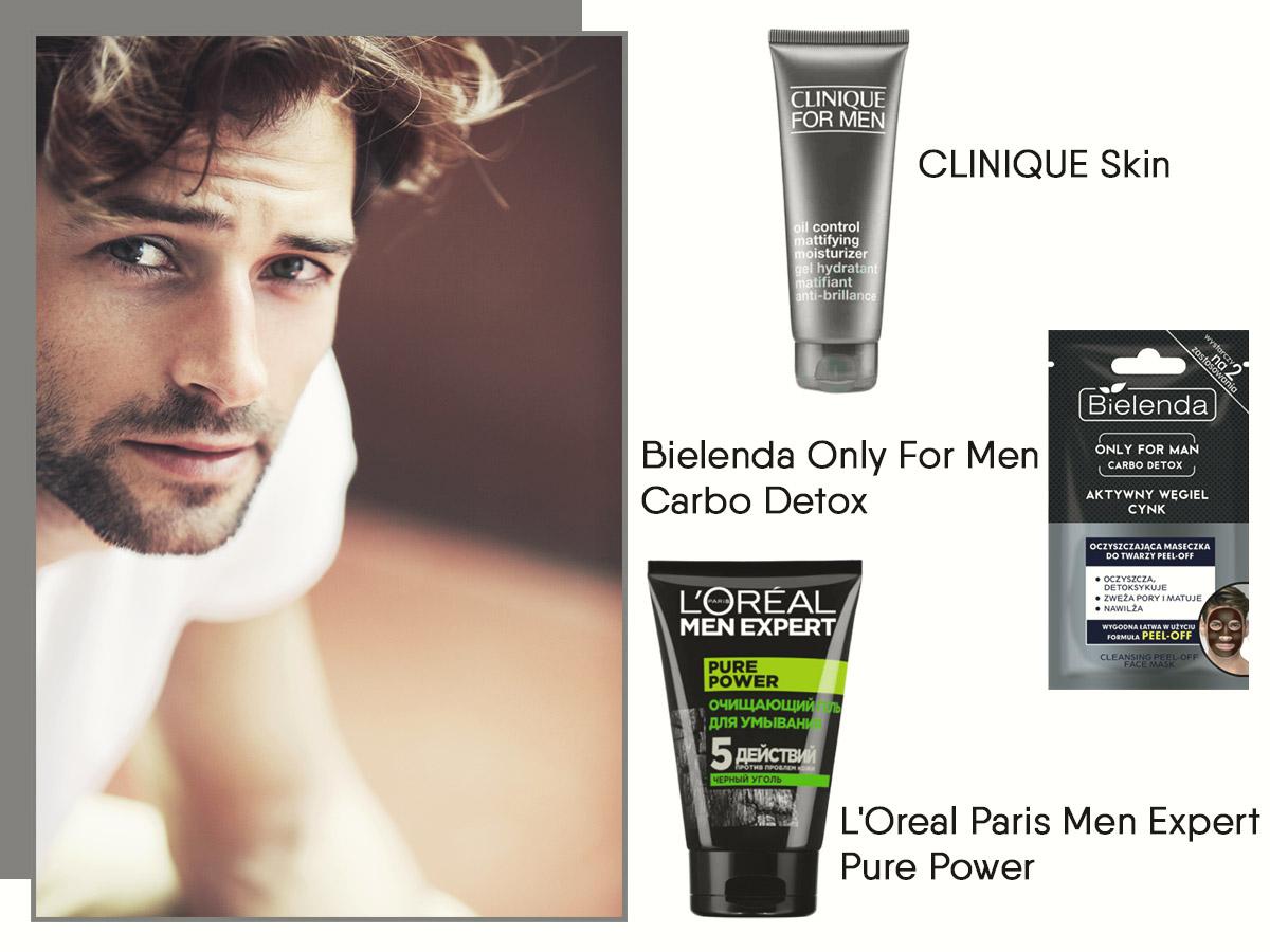Чоловіча косметика для обличчя: як підібрати під тип шкіри?