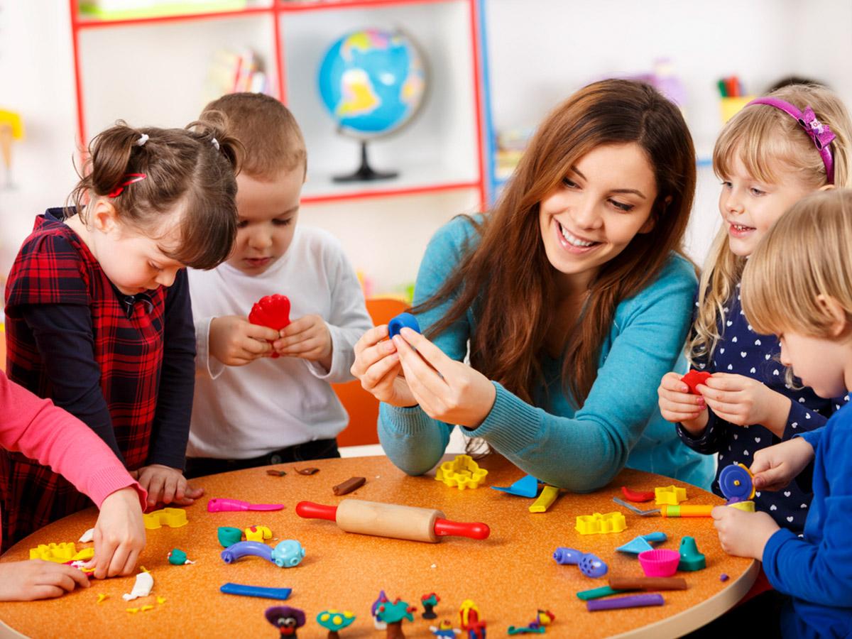 Как хвалят в детских садах