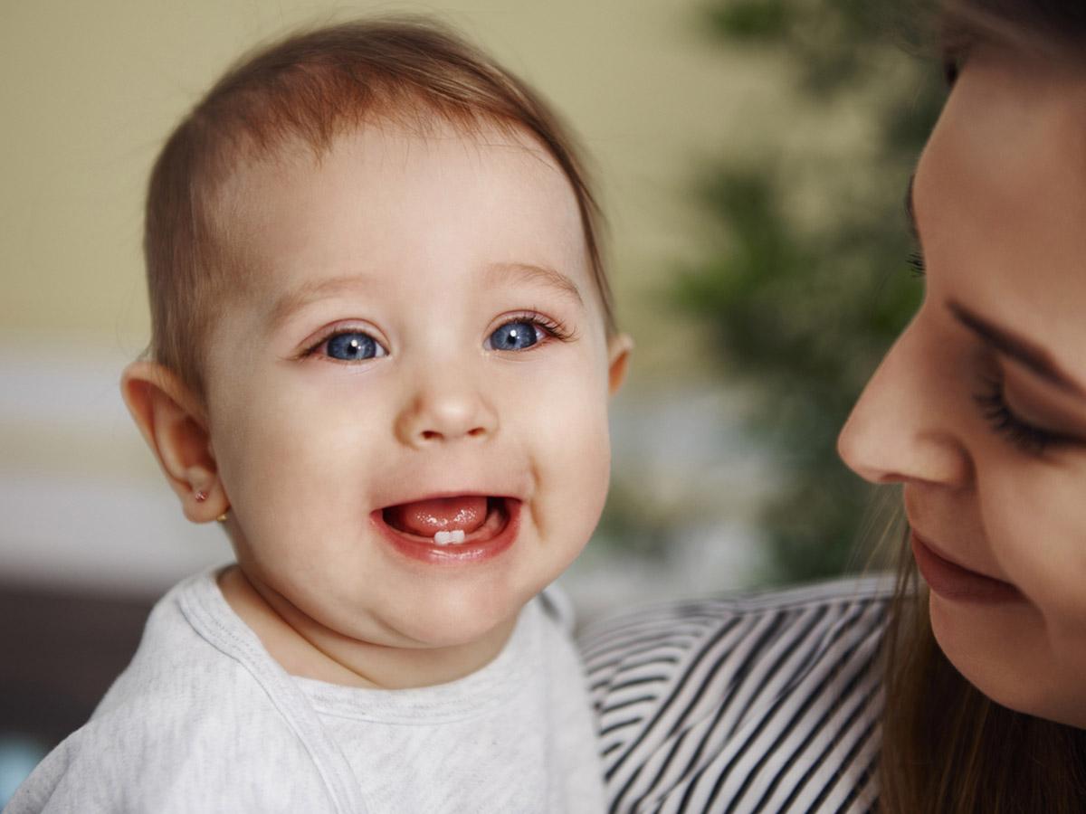 Молочные зубы: правда и мифы