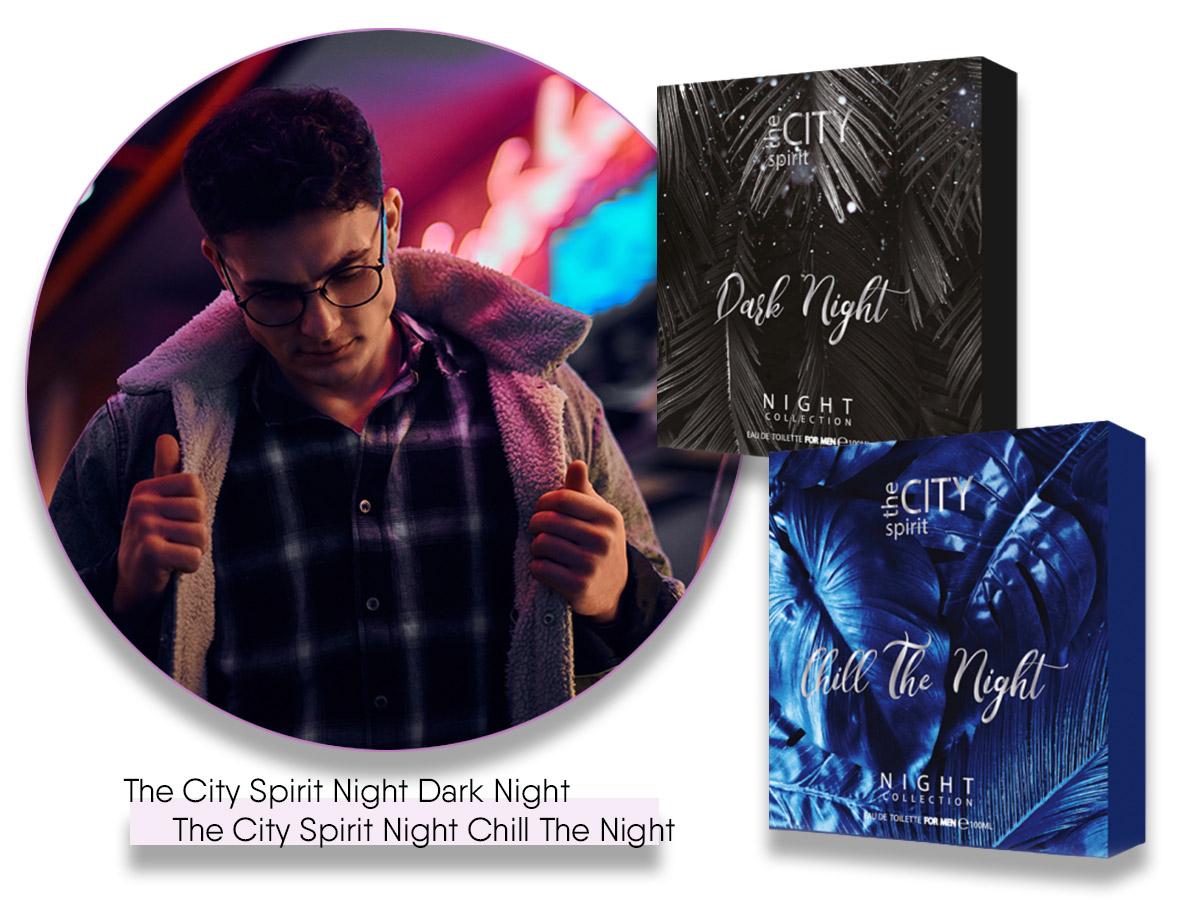 В обіймах нічного міста: новинки парфумів від City Spirit