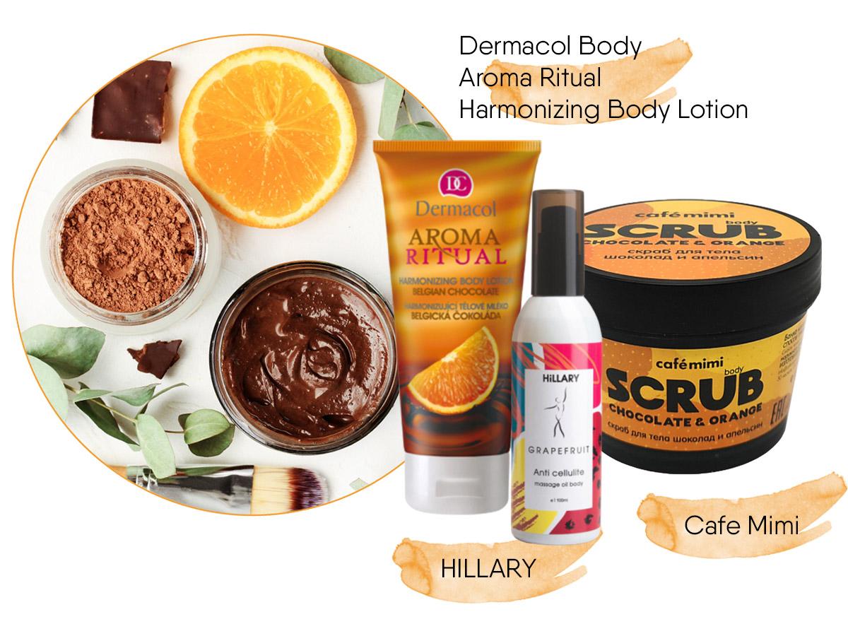Сладкая красота: шоколадные обертывания в домашних условиях